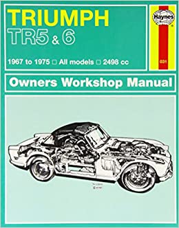 haynes triumph tr6 manual pdf