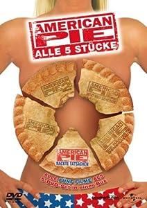 American Pie - Alle 5 Stücke [5 DVDs]