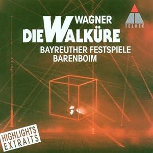 Die Walkure (Highlights)