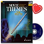 Movie Themes for Flute - 12 unvergess...