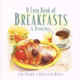 img - for A Cozy Book of Breakfasts & Brunches by James Brown (1996-10-16) book / textbook / text book