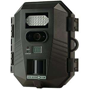 NEW STEALTH CAM STC-P8XT PROWLER XT 8.0 MEGAPIXEL SCOUTING CAMERA (ELECTRONICS-OTHER)