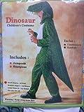Henbrandt ltd New Kids Dinosaur Boys Fancy Dress Costume Childrens Outfit