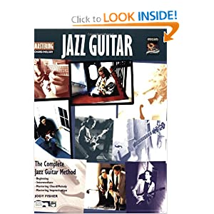 Complete Jazz Guitar Method (Mastering Jazz Guitar: Chord/Melody) e-book
