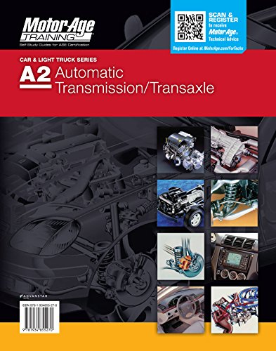 ASE Test Preparation - A2 Automatic Transmission / Transaxle (Motor Age Training), by Motor Age Staff