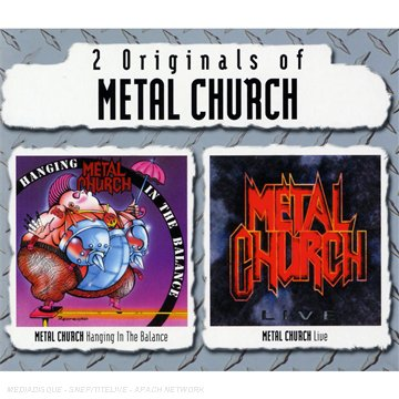 Metal Church - Hanging in the Balance/Live - Zortam Music