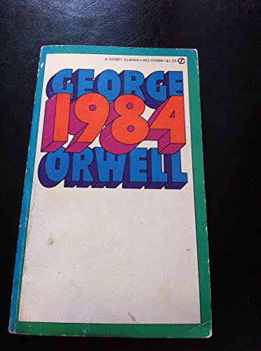 Buy George Orwell 1984 Now!