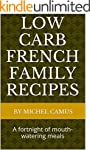 Low carb French family recipes: A for...