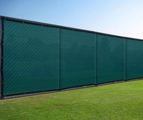 Samuel Osborne 8x50 Green Fence Privacy Screen Windscreen