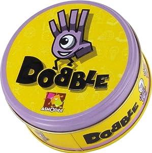 Asmodee - DOBB01FR - Jeu d'ambiance - Dobble