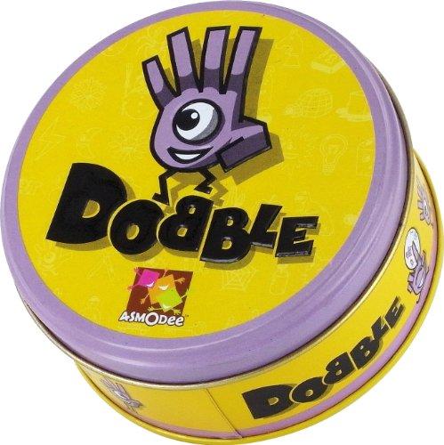 Dobble, un jeu d'ambiance pour les petits