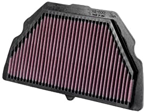 K&N HA-6001 Honda High Performance Replacement Air Filter