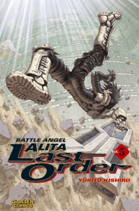 Battle Angel Alita - Last Order, Band 5: BD 5