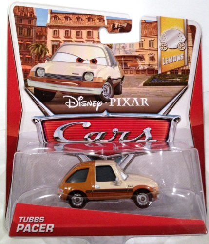 Disney / Pixar 2013 CARS 2 Movie 155 Die Cast Car TUBBS PACER