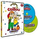 Pack Caillou: Astronauta + Marinero [DVD]