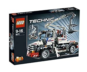 LEGO Technic 8071: Bucket Truck Toy
