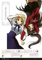 Anime family 543 Fate Stay Night Saber - Japan Anime Cute Art 14\