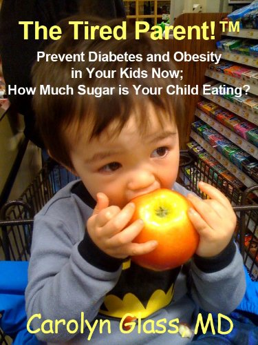 The Tired Parent! Prevent Diabetes and Obesity in Your Kids Now! How Much Sugar is Your Child Eating?