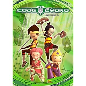 Code Lyoko Season 3 (3 Disc Set) movie