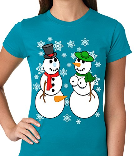 Teal Ugly Christmas Sweaters for Men and Women - Oh Teal!