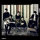 FTIsland(エフティアイランド)/GROWN-UP:4th Mini Album[韓国輸入盤]