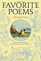 Favorite Poems Old and New by Helen Ferris…