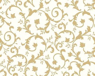 Non-Woven Wallpaper Classic Fleece Exclusive Luxury Wallpaper by A.S. Creation