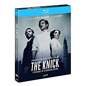 The Knick - Saison 2 [Blu-ray]