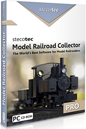 model-railway-software-stecotec-model-railroad-collector-pro-inventory-program-collection-management