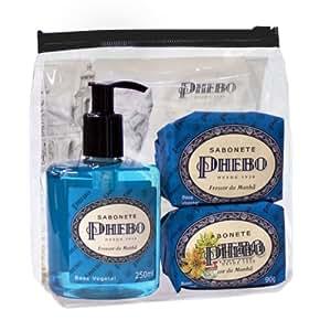 Amazon.com : Sabonete Phebo Frescor Da Manha Bath Soap