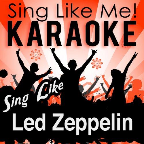 Black Dog (Karaoke Version) (Originally Performed By Led Zeppelin)