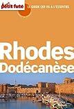 echange, troc Dominique Auzias, Collectif - Rhodes, Dodécanèse