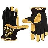 Mechanix Wear CG15-75-010 Commercial Grade Utility Glove, Black, Large