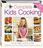 Hinkler Books PTY Ltd Complete Kids Cooking (Complete Series)