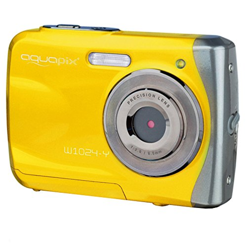 easypix-w1024-fotocamera-impermeabile-stagna-a-3-metri-senza-custodia-giallo
