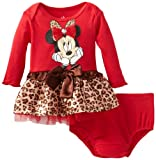 Disney Baby-Girls Newborn Minnie Dress