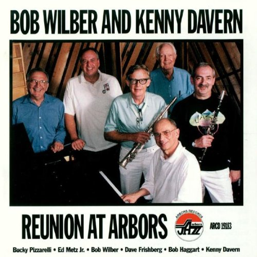 Reunion at Arbors by Bob Wilber and Kenny Davern