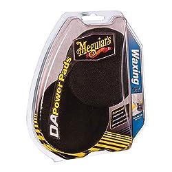 Meguiar's G3509 DA Waxing Power Pads