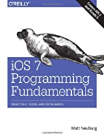 iOS 7 Programming Fundamentals Front Cover