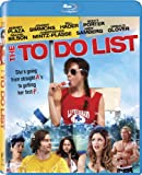 The To Do List [Blu-ray] [2013] [US Import]
