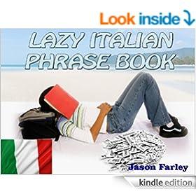 LAZY ITALIAN PHRASE BOOK (LAZY PHRASE BOOK)