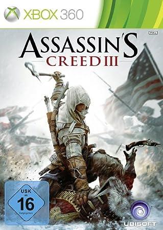 Assassin's Creed 3 (100% uncut)