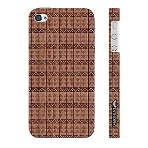 Enthopia Designer Hardshell Case Grand Canyon Back Cover for Apple IPhone 4