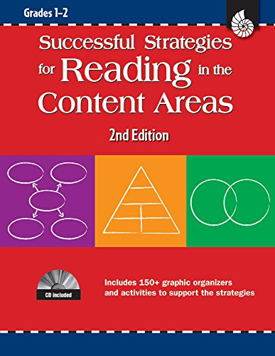 Successful Strategies for Reading in the Content Areas Grades 1-2 (Successful Strategies for Reading Across the Content Areas)