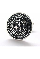 United Federation of Planets Starfleet Academy 2258 Cufflinks