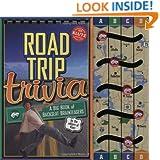 Road Trip Trivia: A Big Book of Backseat Brainteasers (Klutz)