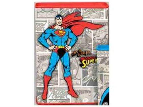 Superman Tin Bank