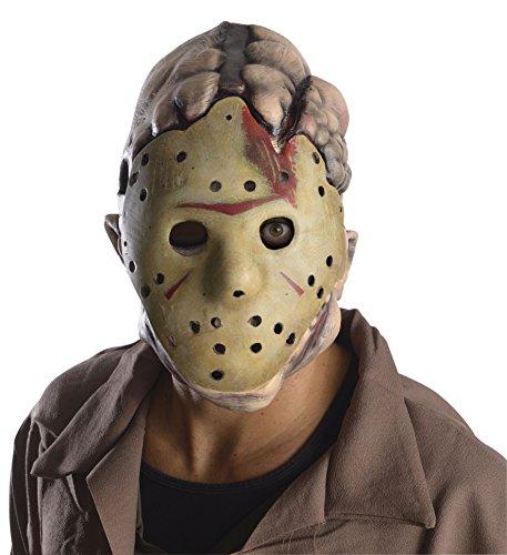 13日の金曜日 ジェイソン 2ピース マスク コスチューム用小物 男女共用 68539