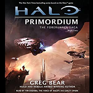 Halo: Primordium: The Forerunner Saga, Book 2 | [Greg Bear]