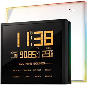 Oregon Scientific RRM902A Advanced Rainbow Clock